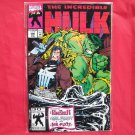 Marvel Comics Incredible Hulk The Punisher # 396 1992