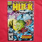 Marvel Comics Incredible Hulk Introducing Trauma # 394 1992