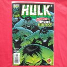 Marvel Comics Hulk Horror of a hundred hulks # 11 1999