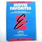 Movie Favorites Tenor Sax Sheet Music Hal Leonard