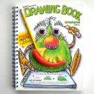 Eyeball Drawing Book Creatures Edition Pencil Sharpener