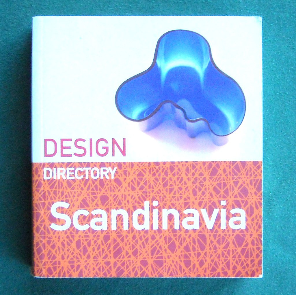 Design directory scandinavia softcover for Architect directory