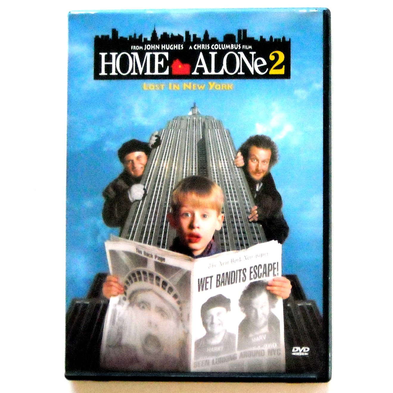 Home Alone  Lost In New York  Vhs