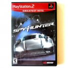 SpyHunter PlayStation 2 PS2 game 031719268238