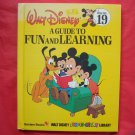 Walt Disney Fun to learn A guide to fun and learning Volume 19