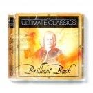 The Ultimate Classics Brilliant Bach 2 CD Set