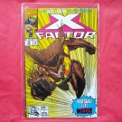 Marvel Comics X Factor Wolfsbane goes wild # 76 1992