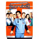 Scrubs Season 6 2007 3 DVD Set