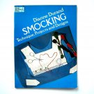 Smocking Technique Projects Design Dianne Durand Booklet 1979