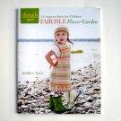 Fair Isle Flower Garden Treads Select Pattern Book 2011