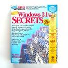 More Windows 3.1 Secrets IDG Book