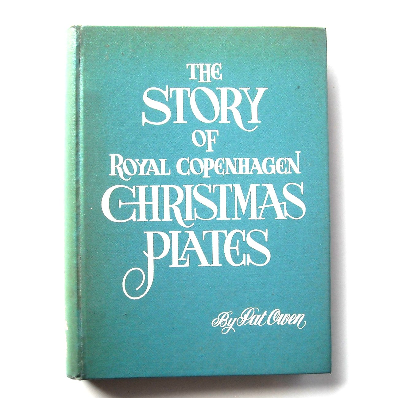 The Story Of Royal Copenhagen Christmas Plates By Pat Owen 1961