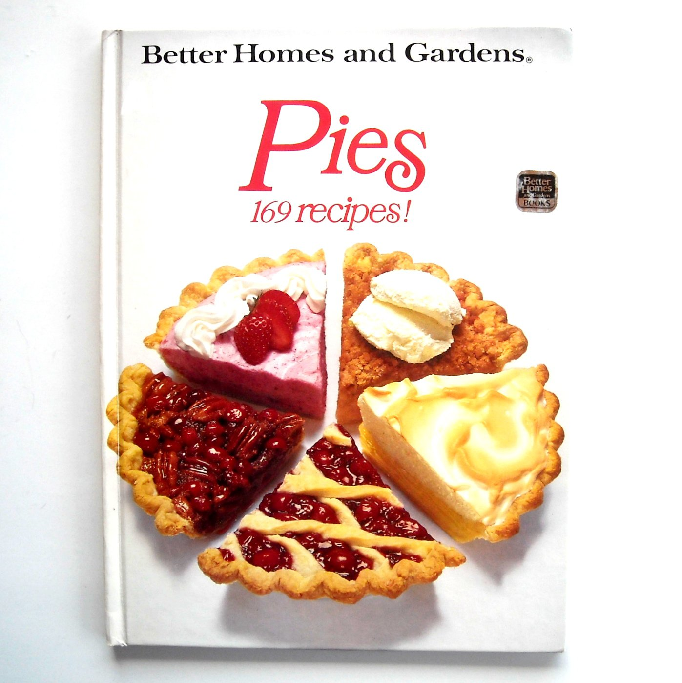 Pies recipes better homes and gardens book for Home and garden recipes
