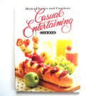 Casual Entertaining Cook Book Better Homes And Gardens