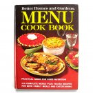 Menu Cook Book Better Homes And Gardens