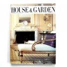 House & Garden Magazine March 1986