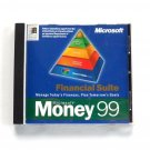 Microsoft Money 99 CD for Windows