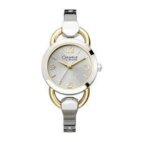 Bulova Caravelle 45L109 Bangle Bracelet Women's Watch