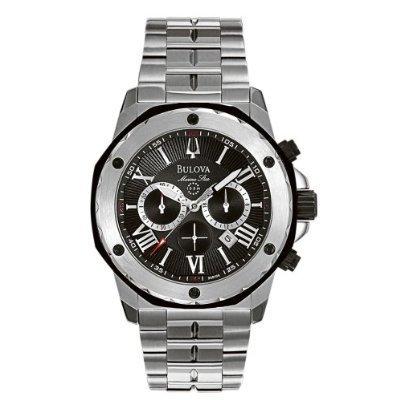 Bulova 98B106 Marine Star Calendar Men's Watch