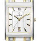 Bulova 98D005 Diamond Dress Men's Watch