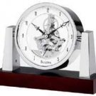 Bulova Largo Executive Clock B7520