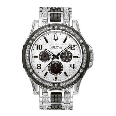 Bulova 98C005 Crystal Men's Watch