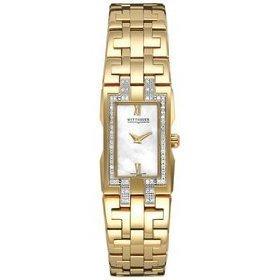 Wittnauer Bulova 12R040 Crystal Women's Watch