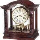 Bulova Bardwell Rotating Pendulum Mantle Clock B1987