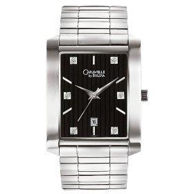 Bulova Caravelle 43D003 Diamond Accented Men's Watch