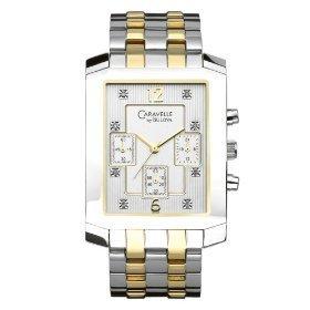 Bulova Caravelle 45D002 Diamond Accented Men's Watch