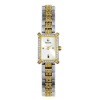 Bulova 98L107 Crystal Women's Watch