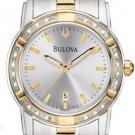 Bulova 98E104 Diamond Bracelet Men's Watch