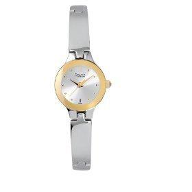 Bulova Caravelle 45L86 Bangle Two Tone Women's Watch