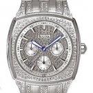 Bulova 96C002 Crystal Men's Watch