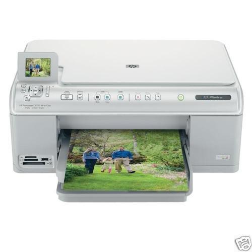 HP Photosmart C6380 All In One Printer CD028A C 6380