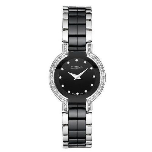Wittnauer Bulova 12R102 Ceramic Women's Watch