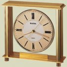 Bulova Grand Prix Tabletop Collection Clock B1700