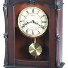 Bulova Abbeville Mantel Chimes - Pendulum Clock B1909