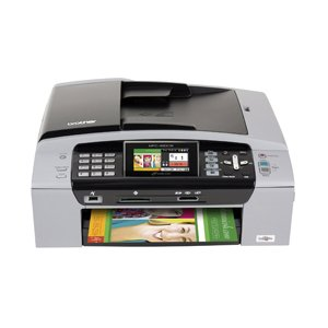 New Brother MFC 490CW All In One Printer 490 CW