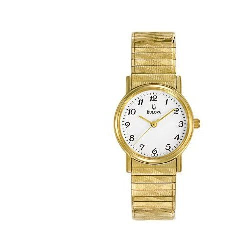 Bulova 97L103 Gold Tone Bracelet Women's Watch