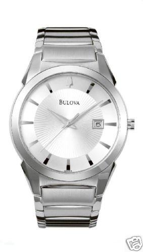 Bulova 96B015 Bracelet Men's Watch