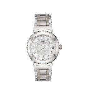 Bulova 96P105 Diamond Accented Bracelet Women's Watch