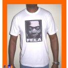 FELA FACE WHITE TEE