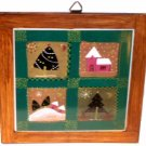 Home for the Holidays Christmas Tree Trivet