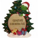 Christmas Grinch Photo Frame Holiday Decor