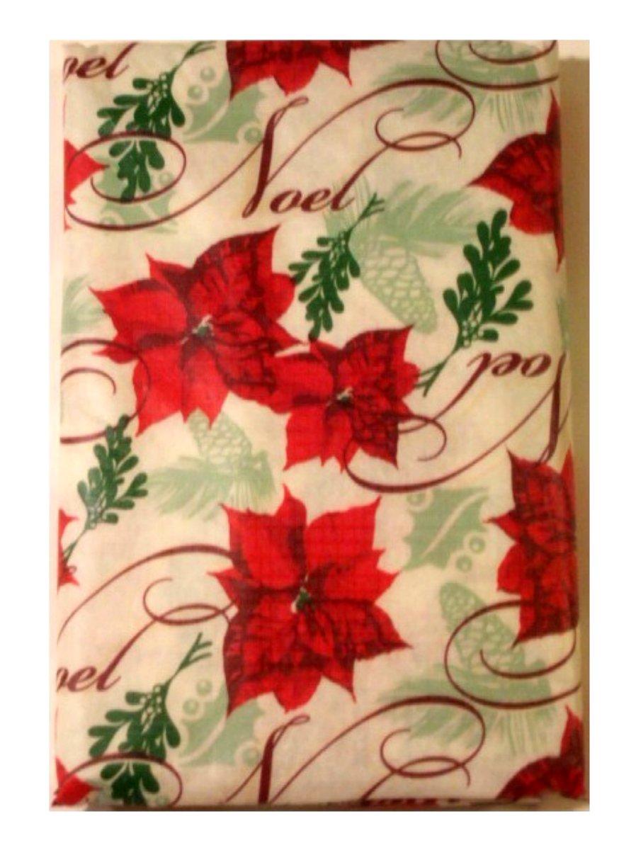 Christmas Holiday Tablecloth Noel