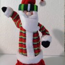 Santa Figurine Holiday Christmas Decor