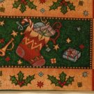 Christmas Table Runner Tapestry Holiday Decor