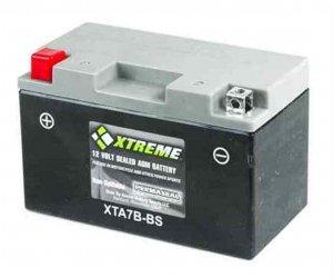 BATTERY  Xtreme AGM Permaseal XTAX7B-BS