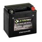 BATTERY  Xtreme AGM Permaseal XTA14AHL-BS